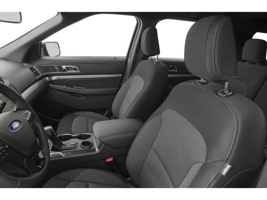 Prime 2018 Ford Explorer Sport Dailytribune Chair Design For Home Dailytribuneorg