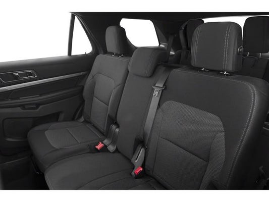 Stupendous 2018 Ford Explorer Sport Dailytribune Chair Design For Home Dailytribuneorg